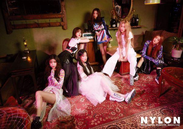 Tags: K-Pop, (G)-I-DLE, Yeh Shuhua, Cho Miyeon, Song Yuqi, Jeon Soyeon, Seo Soojin, Minnie