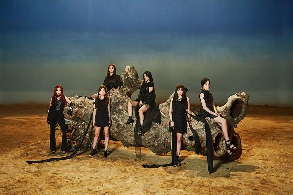 Tags: K-Pop, (G)-I-DLE, Seo Soojin, Minnie, Yeh Shuhua, Cho Miyeon, Song Yuqi, Jeon Soyeon