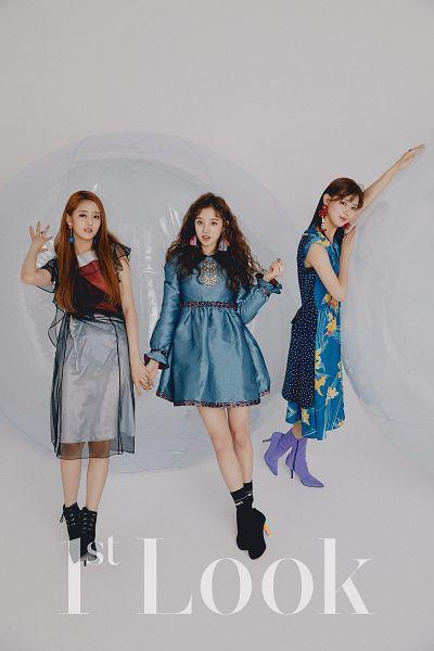 Tags: K-Pop, (G)-I-DLE, Song Yuqi, Minnie, Cho Miyeon
