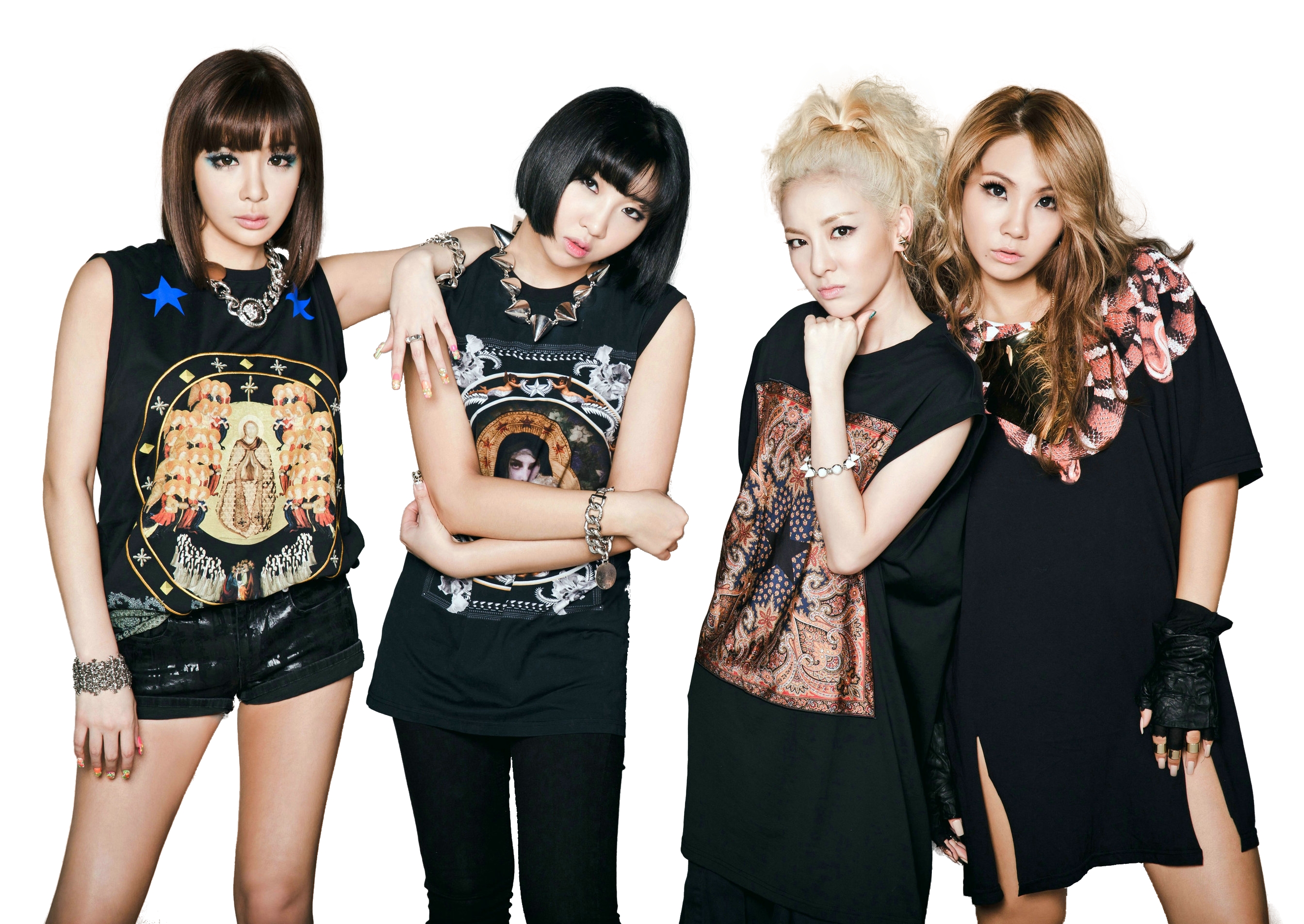 2NE1 απαγόρευση γνωριμιών δεν αρθεί