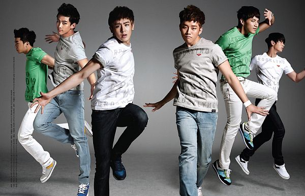 Tags: K-Pop, 2PM, Nichkhun, Hwang Chansung, Ok Taecyeon, Jun.K, Jang Wooyoung, Lee Junho