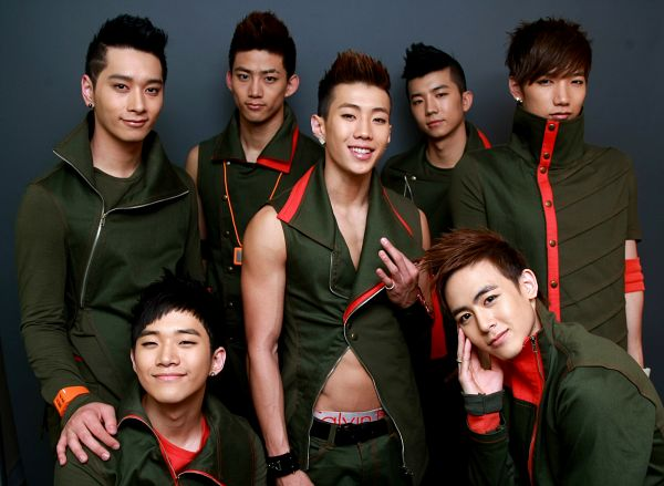 Tags: K-Pop, 2PM, Jun.K, Jang Wooyoung, Jay Park, Lee Junho, Hwang Chansung, Nichkhun, Ok Taecyeon, Wallpaper