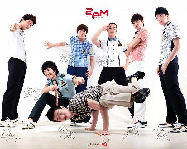 Tags: K-Pop, 2PM, Ok Taecyeon, Jun.K, Jang Wooyoung, Jaebom, Lee Junho, Hwang Chansung, Nichkhun, Sneakers, Shoes