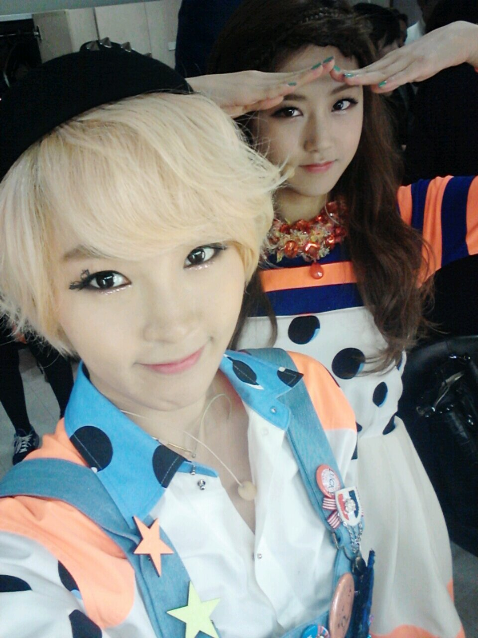 asiachan/4Minute/Jiyoon Images