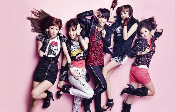 Tags: K-Pop, 4Minute, Sohyun, Hyuna, Son Jihyun, Gayoon, Jenyer