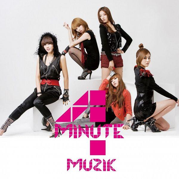 Tags: K-Pop, 4Minute, Gayoon, Jenyer, Sohyun, Hyuna, Son Jihyun