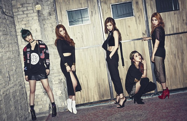 Tags: K-Pop, 4Minute, Hyuna, Gayoon, Jenyer, Sohyun, Son Jihyun, Wallpaper