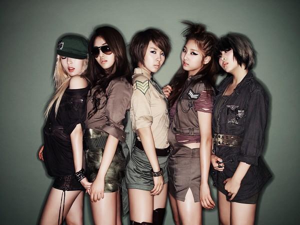 Tags: K-Pop, 4Minute, Hyuna, Son Jihyun, Gayoon, Jenyer, Sohyun