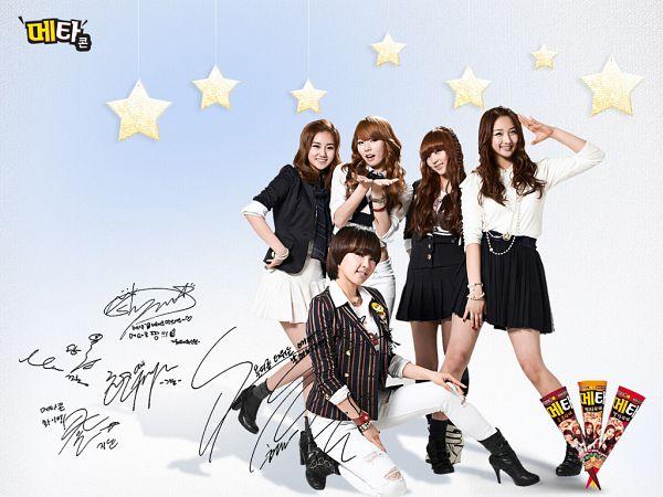 Tags: K-Pop, 4Minute, Son Jihyun, Gayoon, Jenyer, Sohyun, Hyuna