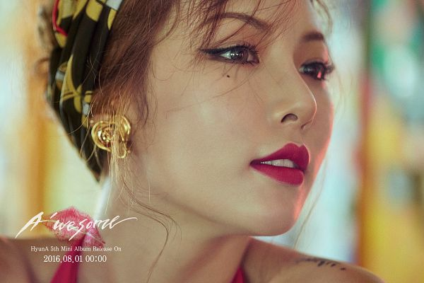 A'wesome - Hyuna