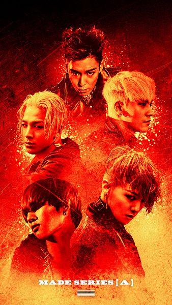 Tags: YG Entertainment, K-Pop, BIGBANG, Bang Bang Bang, T.O.P., Seungri, G-Dragon, Taeyang, Kang Daesung, Five Males, A (Big Bang)