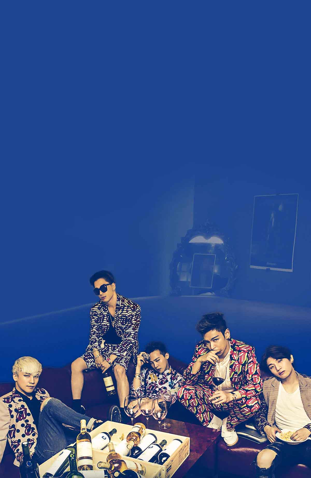 Bigbang Concert Wallpaper