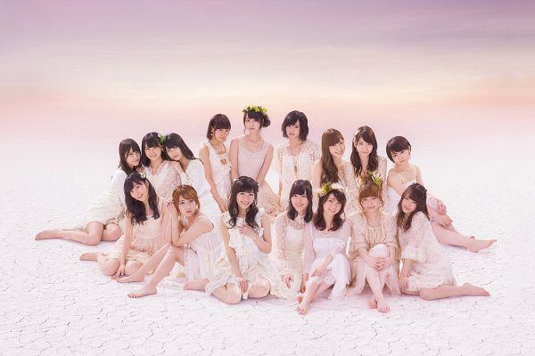 Tags: J-Pop, NMB48, AKB48, Kashiwagi Yuki, Kojima Mako, Sashihara Rino, Haruna Kojima, Mayu Watanabe, Iriyama Anna, Matsui Rena, Yokoyama Yui, Watanabe Miyuki