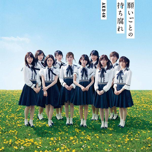 Tags: J-Pop, AKB48, Negaigoto no Mochigusare, Matsui Jurina, Okada Nana, Sayaka Yamamoto, Suda Akari, Mukaichi Mion, Kashiwagi Yuki, Mayu Watanabe, Sashihara Rino, Miyawaki Sakura