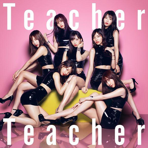 Tags: J-Pop, AKB48, Teacher Teacher, Oguri Yui, Kashiwagi Yuki, Sashihara Rino, Miyawaki Sakura, Yokoyama Yui, Matsui Jurina, Sayaka Yamamoto, Blunt Bangs, Black Footwear