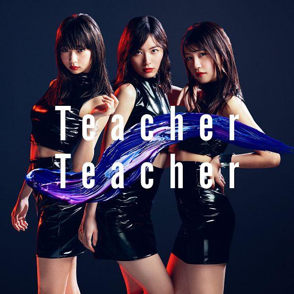 Tags: J-Pop, AKB48, Teacher Teacher, Matsui Jurina, Ogino Yuka, Kojima Mako, Midriff, Bare Shoulders, Trio, Black Skirt, Arm Around Shoulder, Sleeveless