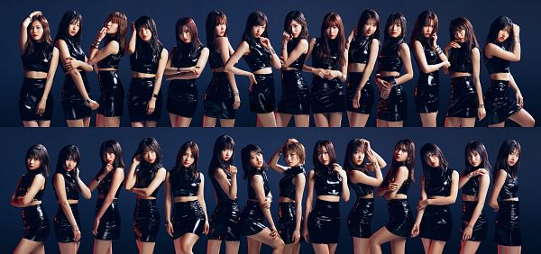 Tags: J-Pop, AKB48, Teacher Teacher, Nakai Rika, Yabuki Nako, Obata Yuna, Yamamoto Ayaka, Yokoyama Yui, Miyawaki Sakura, Yamauchi Mizuki, Yoshida Akari, Kubo Satone