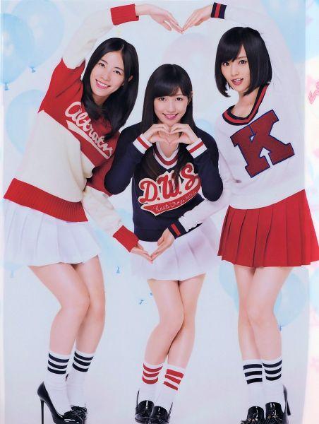Tags: J-Pop, SKE48, AKB48, NMB48, Sayaka Yamamoto, Matsui Jurina, Mayu Watanabe