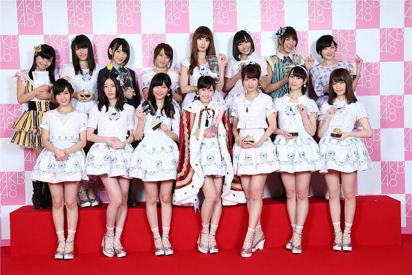 Tags: J-Pop, AKB48, Mayu Watanabe, Matsui Rena, Yokoyama Yui, Takahashi Minami, Matsui Jurina, Sayaka Yamamoto, Sashihara Rino, Suda Akari, Shimazaki Haruka, Haruna Kojima