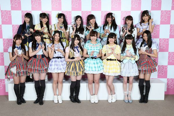 Tags: J-Pop, AKB48, Nishino Miki, Okada Nana, Yamada Mizuho, Iwasa Misaki, Ichikawa Miori, Miaki Riho, Ishida Haruka, Furuhata Nao, Sakaguchi Riko, Kuramochi Asuka
