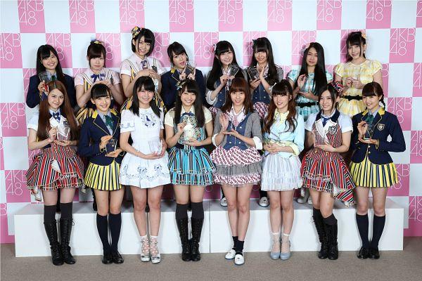 Tags: J-Pop, AKB48, Furukawa Airi, Futamura Haruka, Ota Aika, Fujie Reina, Iwanaga Tsugumi, Kojima Mako, Yagura Fuuko, Umeda Ayaka, Tano Yuuka, Motomura Aoi