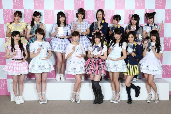 Tags: J-Pop, AKB48, Watanabe Miyuki, Yamada Nana, Takayanagi Akane, Minegishi Minami, Tomonaga Mio, Matsumura Kaori, Kato Rena, Kodama Haruka, Mutou Tomu, Kitahara Rie