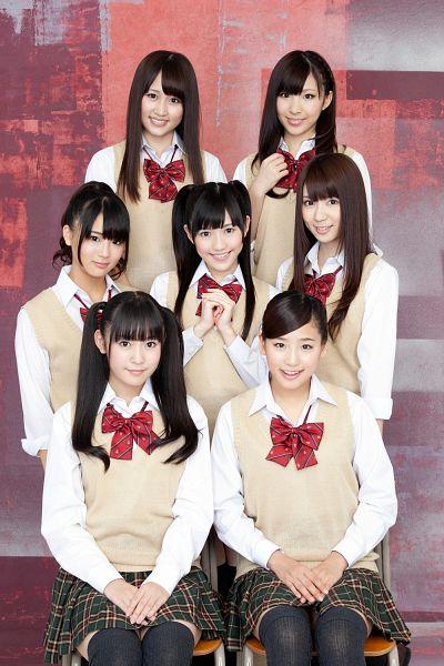 Tags: J-Pop, AKB48, Watarirouka Hashiritai 7, Mayu Watanabe, School Uniform, Android/iPhone Wallpaper