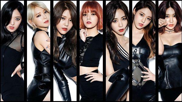 Tags: K-Pop, AOA (Ace Of Angels), Like A Cat, Shin Jimin, Kim Seolhyun, Seo Yuna, Kwon Mina, Kim Chanmi, Park Choa, Shin Hyejeong, Suggestive, Full Group
