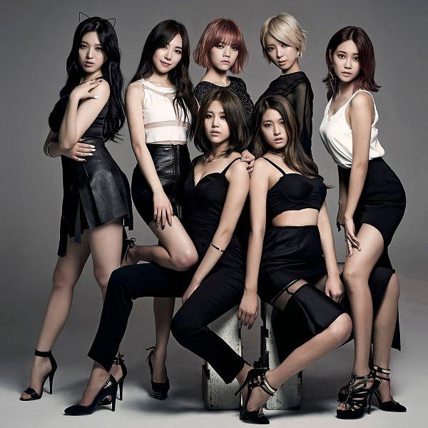 Tags: K-Pop, AOA (Ace Of Angels), Like A Cat, Kim Chanmi, Park Choa, Shin Hyejeong, Shin Jimin, Kim Seolhyun, Seo Yuna, Kwon Mina, Full Group