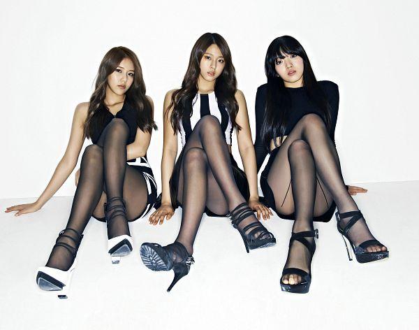 Tags: K-Pop, AOA (Ace Of Angels), Kim Seolhyun, Kim Chanmi, Shin Hyejeong, Suggestive, Three Girls, Trio
