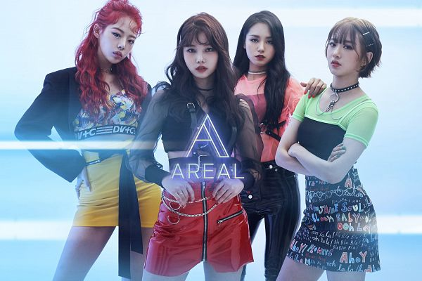AREAL - K-Pop