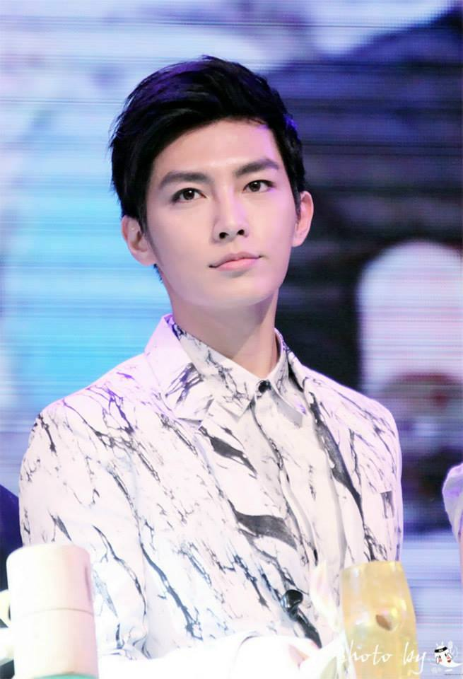 Tags: C-Pop, C-Drama, Aaron Yan