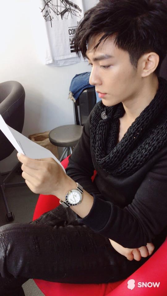 Tags: C-Pop, C-Drama, Aaron Yan