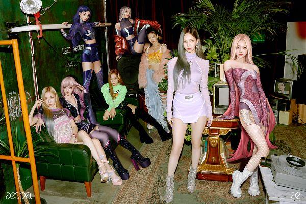 Tags: K-Pop, Aespa, Ae-Winter, Winter, Ae-Giselle, Ningning, Giselle, Ae-Karina, Karina, Ae-ningning