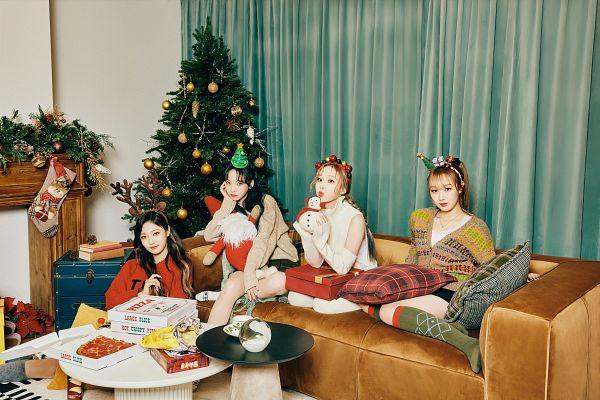 Tags: K-Pop, Aespa, Giselle, Karina, Winter, Ningning