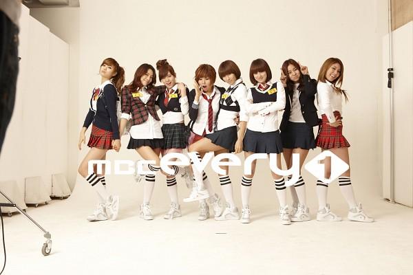 Tags: K-Pop, After School, Kim Jungah, Lizzy, Bekah, Raina, Uee, Kahi, Nana, Lee Jooyeon, Hand On Hip, Leg Up