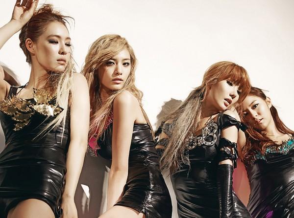 Tags: K-Pop, After School, Nana, Kim Jungah, Kahi, Uee, Latex, No Background, Multi-colored Hair
