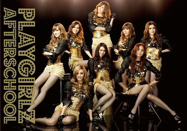 Tags: K-Pop, After School, Lizzy, Raina, Kahi, Uee, Lee Jooyeon, Nana, E-young, Kim Jungah, High Heels, No Background