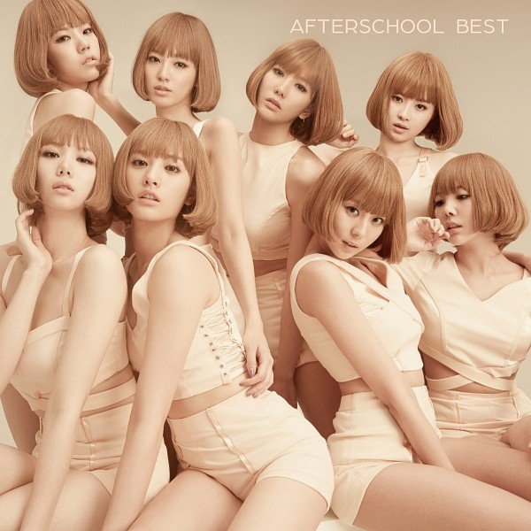 Tags: K-Pop, After School, Raina, Lee Jooyeon, Uee, Kaeun, E-young, Nana, Lizzy, Kim Jungah, Bent Knees, Wig