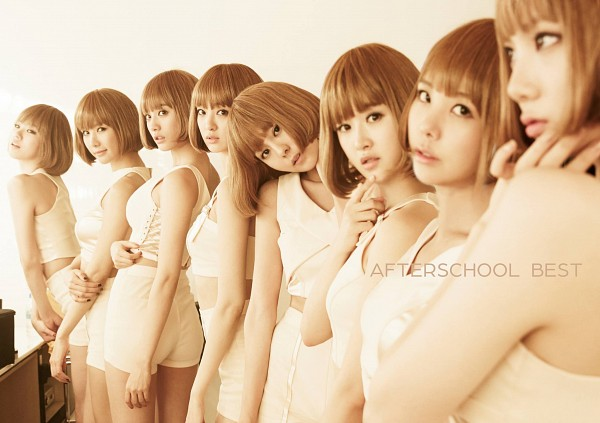 Tags: K-Pop, After School, Raina, Lee Jooyeon, Uee, Lee Gaeun, Nana, E-young, Kim Jungah, Lizzy, Wig, Wallpaper
