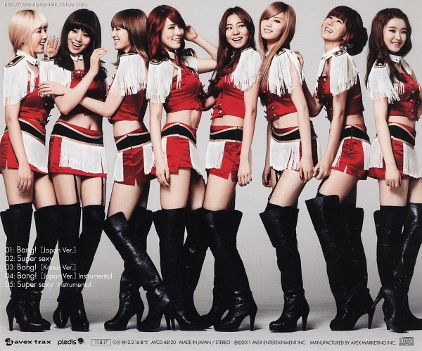 Tags: K-Pop, After School, Raina, Kahi, Uee, Lee Jooyeon, Nana, E-young, Kim Jungah, Lizzy, Looking Away, Red Hair