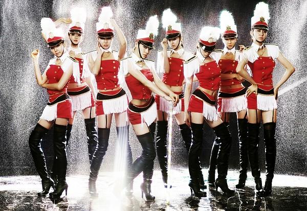 Tags: K-Pop, After School, Bang!, Lee Jooyeon, Nana, Kim Jungah, Lizzy, Raina, Bekah, Uee, Kahi, Hand On Hip