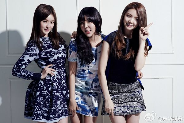 Tags: K-Pop, After School, Lee Gaeun, E-young, Raina, CeCi, Magazine Scan