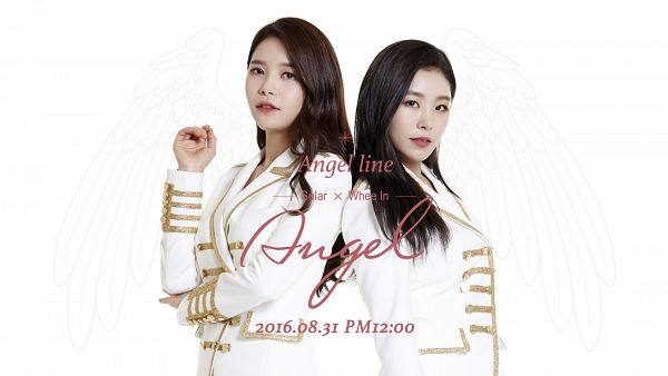 Angel Line - Mamamoo