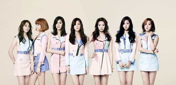 Tags: K-Pop, Apink, Park Cho-rong, Jung Eun-ji, Kim Nam-joo, Hong Yoo-kyung, Oh Ha-young, Son Na-eun, Yoon Bo-mi, Group
