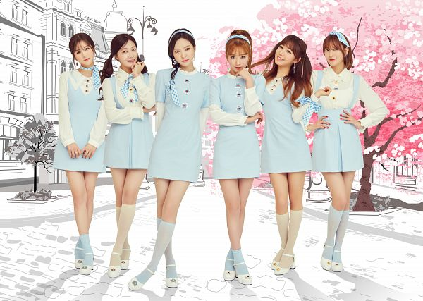 Tags: Plan A Entertainment, J-Pop, K-Pop, Apink, Bye Bye, Oh Ha-young, Son Na-eun, Yoon Bo-mi, Park Cho-rong, Jung Eun-ji, Kim Nam-joo, Hand On Hip