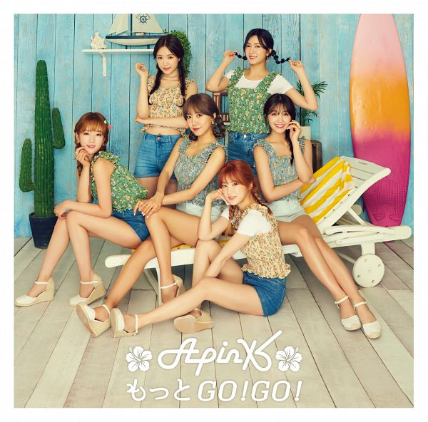 Tags: J-Pop, K-Pop, Apink, Motto Go! Go!, Kim Nam-joo, Oh Ha-young, Son Na-eun, Yoon Bo-mi, Park Cho-rong, Jung Eun-ji, Shorts, Sleeveless Shirt