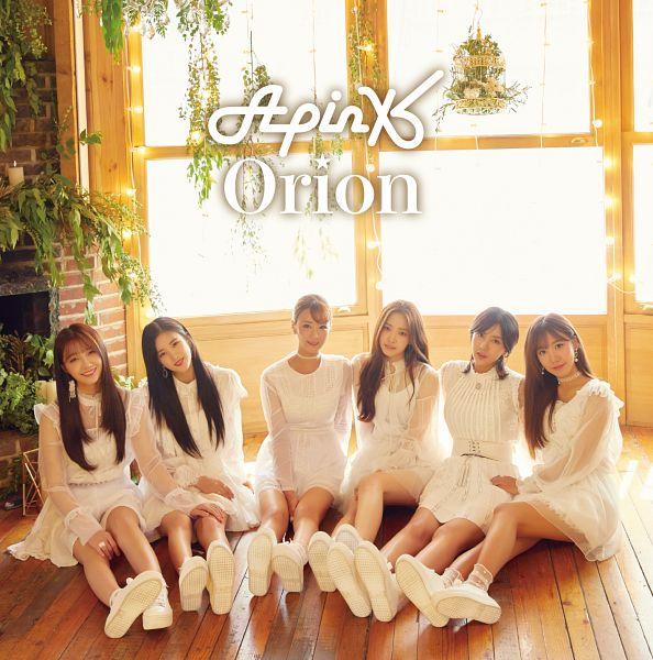 Tags: Plan A Entertainment, K-Pop, J-Pop, Apink, Orion, Yoon Bo-mi, Park Cho-rong, Jung Eun-ji, Kim Nam-joo, Oh Ha-young, Son Na-eun, Sitting On Ground