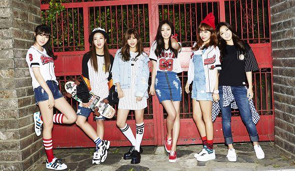 Tags: K-Pop, Apink, Oh Ha-young, Son Na-eun, Yoon Bo-mi, Park Cho-rong, Jung Eun-ji, Kim Nam-joo, Group, Wallpaper