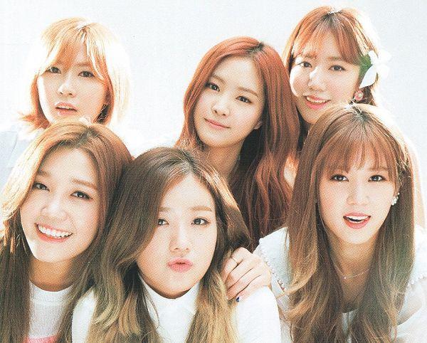 Tags: K-Pop, Apink, Oh Ha-young, Son Na-eun, Yoon Bo-mi, Park Cho-rong, Jung Eun-ji, Kim Nam-joo, Sleeveless Shirt, Hair Ornament, Blunt Bangs, Medium Hair